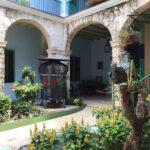 Hostal Las Brigidinas garden Havana