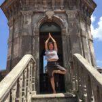 Rooftop Yoga Old Havana