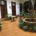 Hotel Tejadillo patio