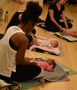Family Yoga with Breathing Space - Lighthouse Yoga Center